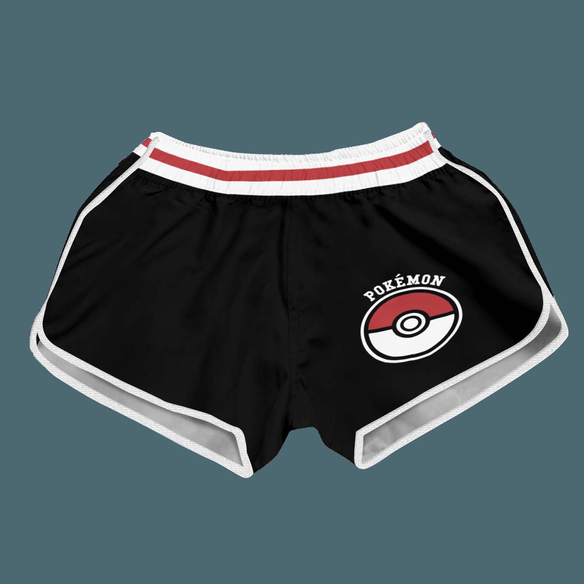 Pokemon Trainer Women Beach Shorts FDM3107 XS Official Anime Swimsuit Merch