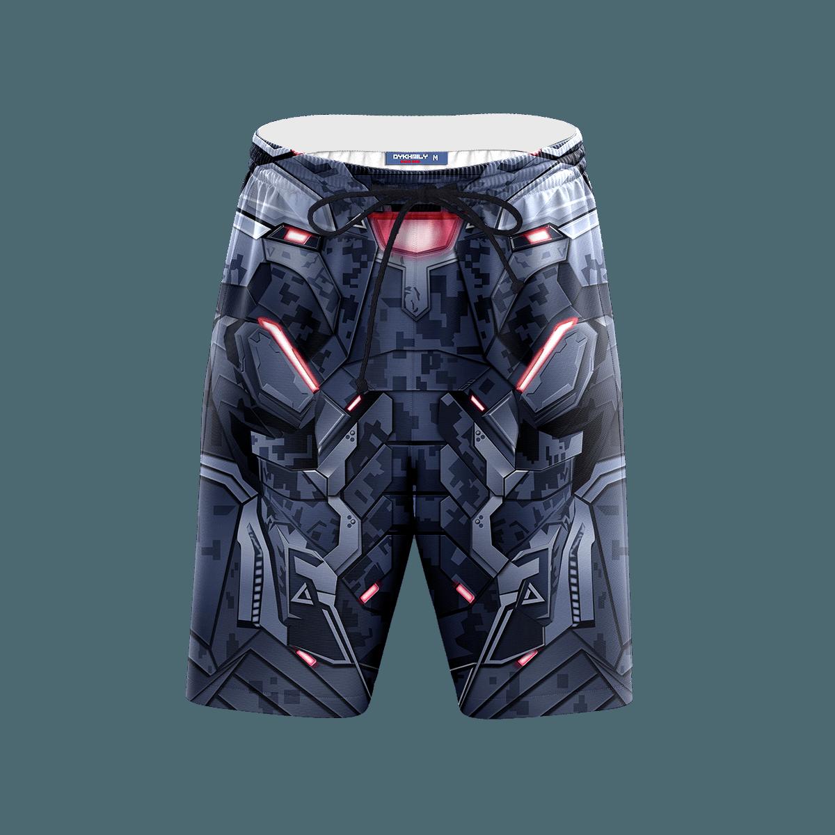 Rhodes Beach Shorts FDM3107 S Official Anime Swimsuit Merch
