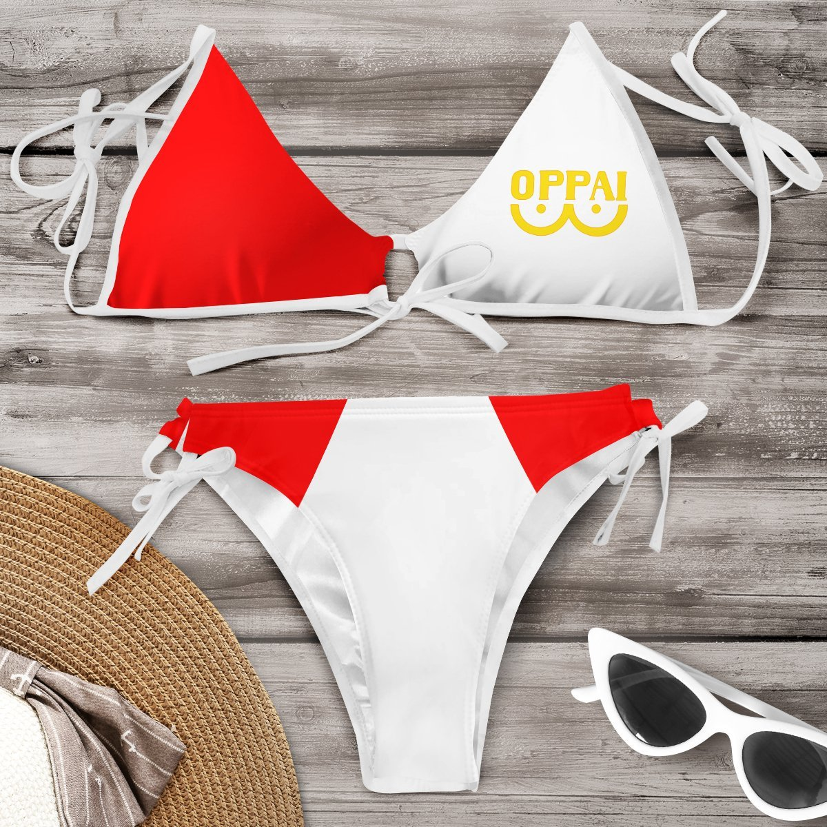 XS Official Anime Swimsuit Merch