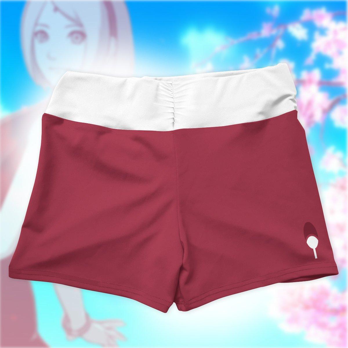 sakura summer active wear set 443279 - Anime Swimsuits