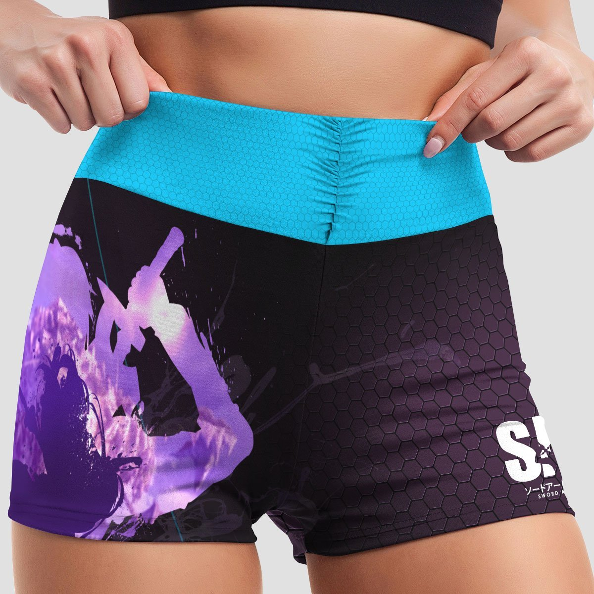 sao summer active wear set 146466 - Anime Swimsuits