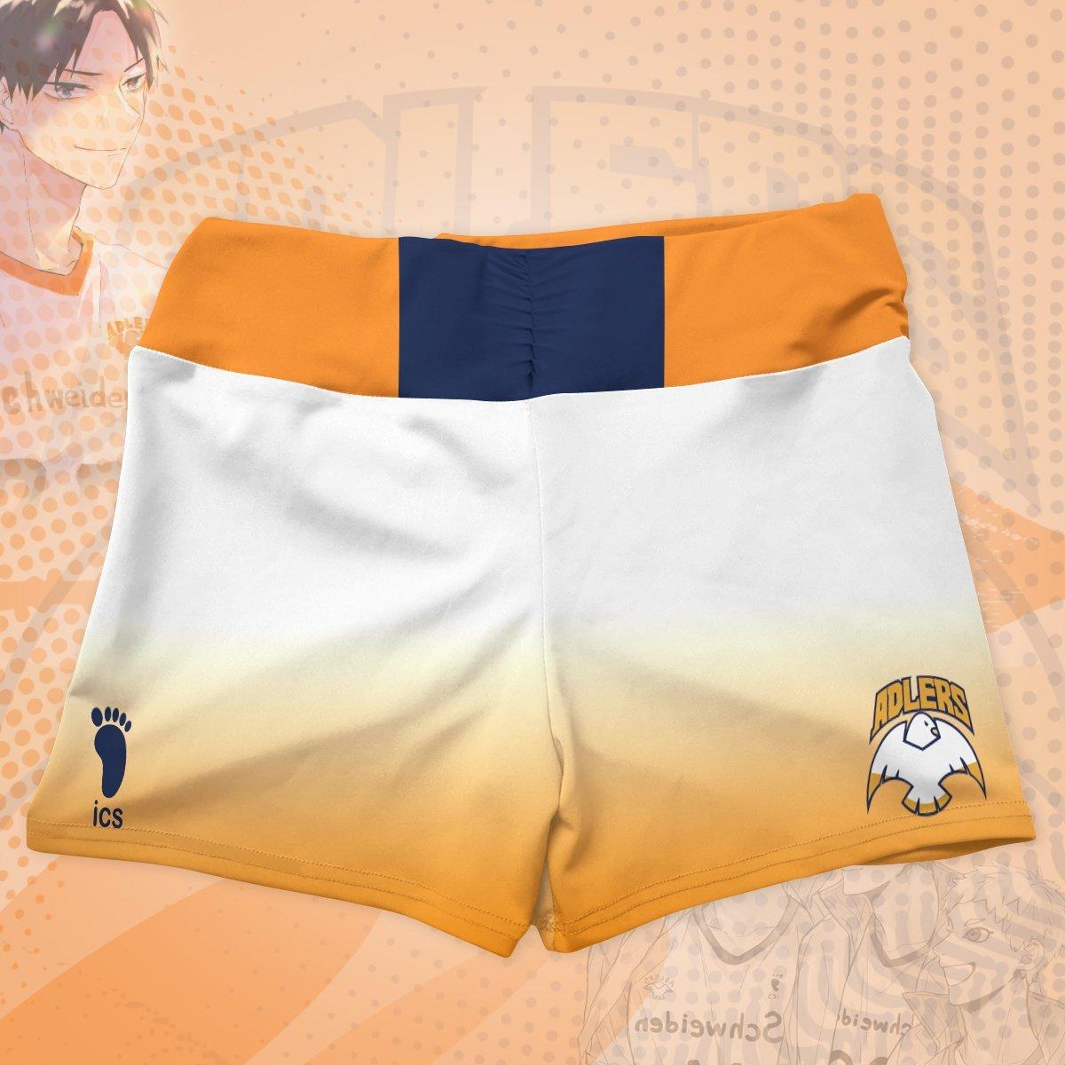 schweiden adlers active wear set 198471 - Anime Swimsuits