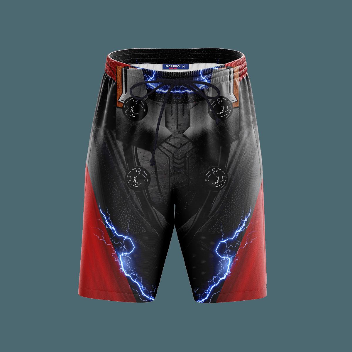 Stormbreaker Beach Shorts FDM3107 S Official Anime Swimsuit Merch