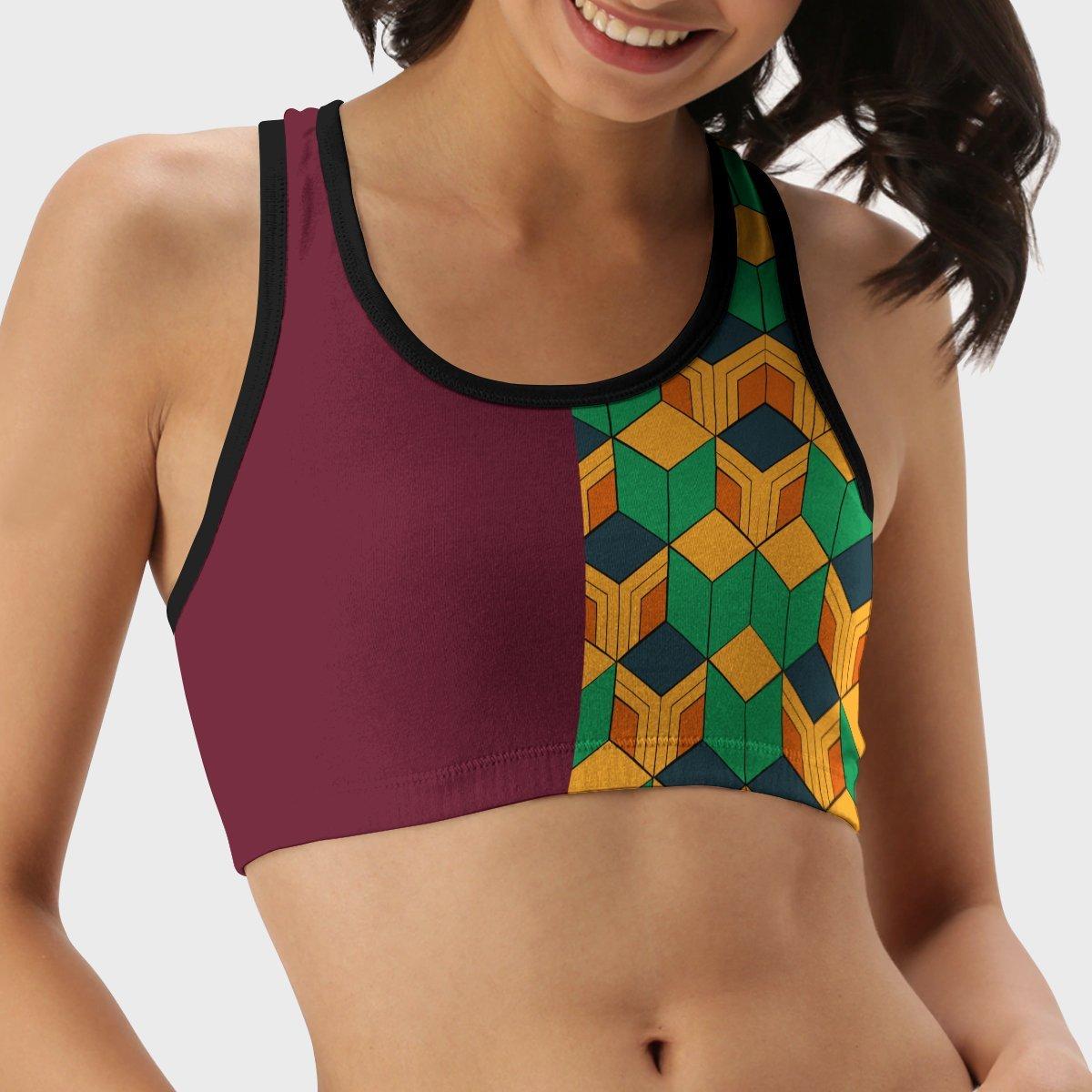 summer giyu active wear set 770391 - Anime Swimsuits
