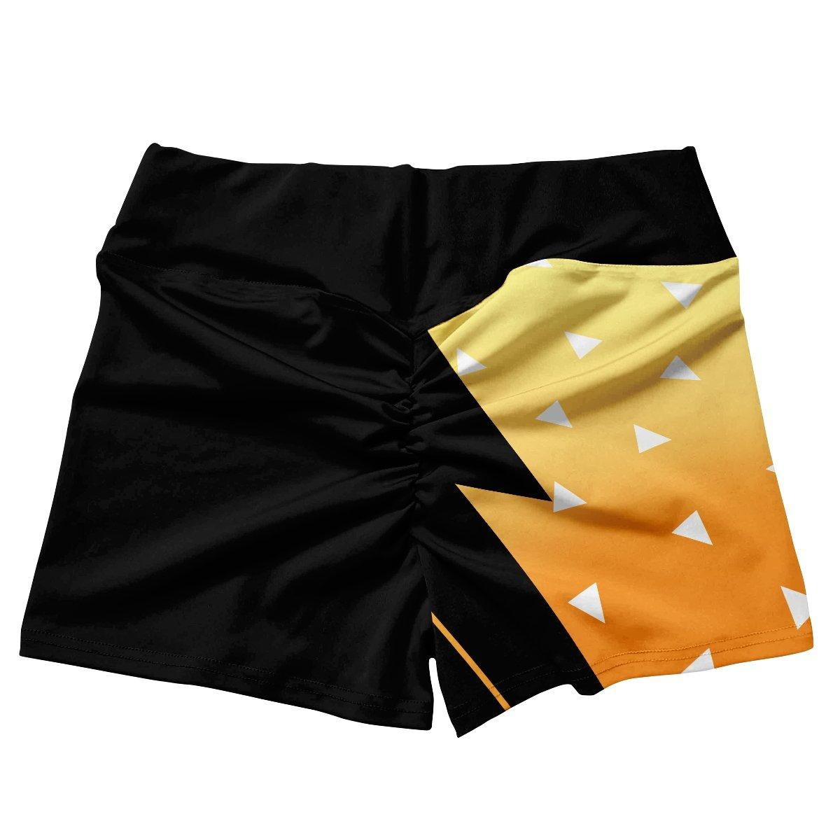summer zenitsu active wear set 484292 - Anime Swimsuits