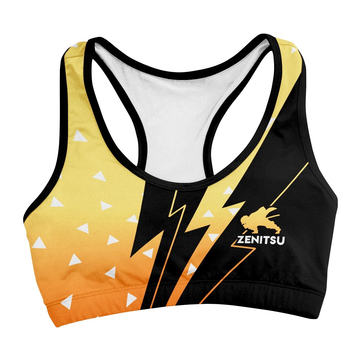 summer zenitsu active wear set 625732 - Anime Swimsuits