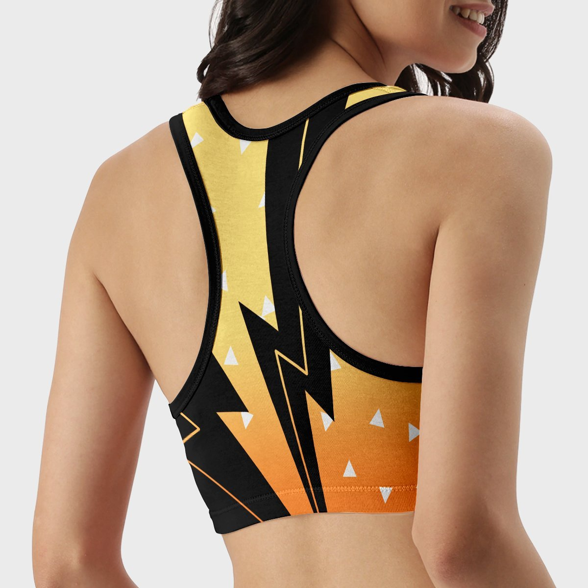 summer zenitsu active wear set 681006 - Anime Swimsuits