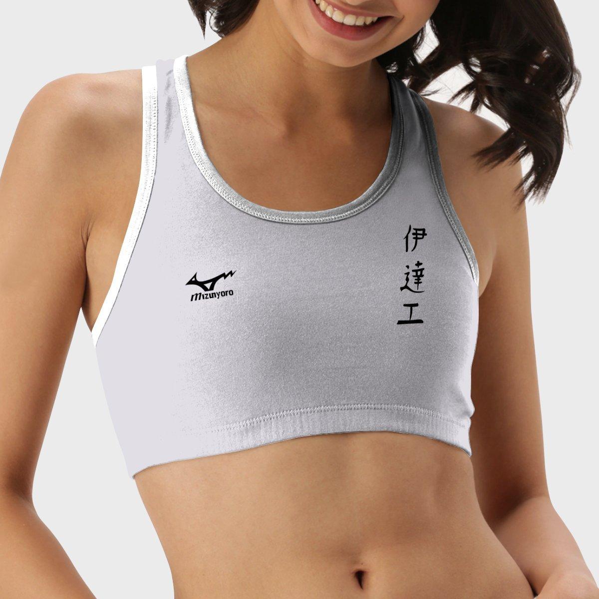 team datekou active wear set 145721 - Anime Swimsuits