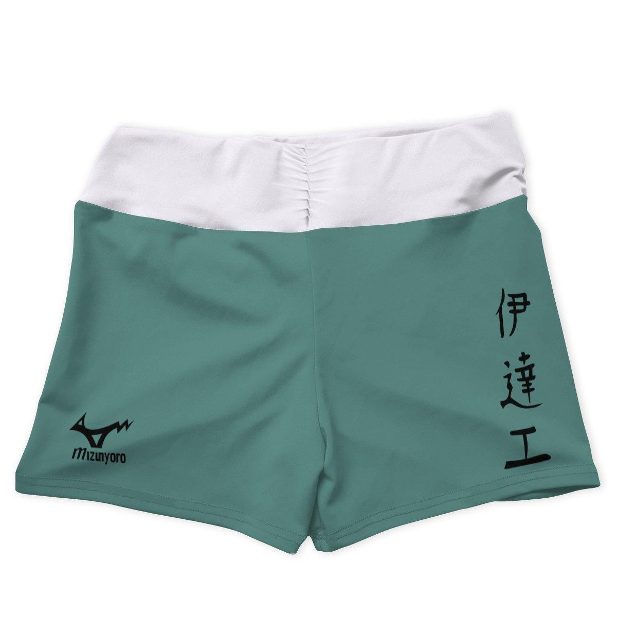 team datekou active wear set 848652 - Anime Swimsuits
