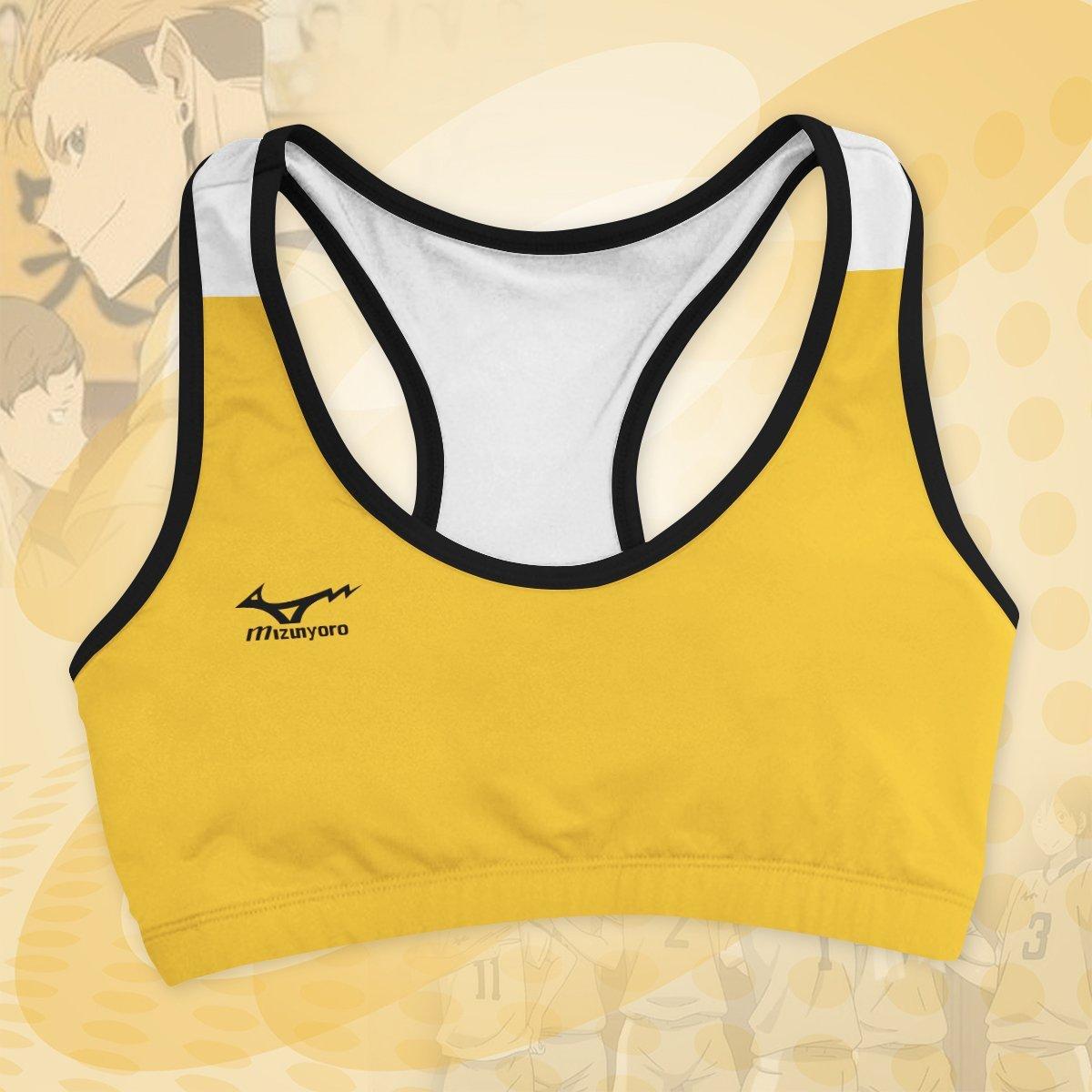 team johzenji active wear set 569201 - Anime Swimsuits
