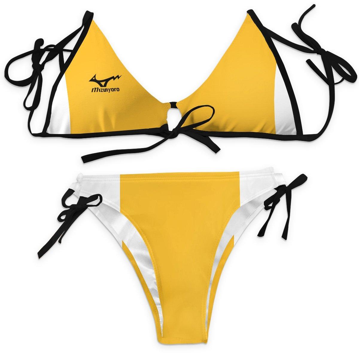 Team Johzenji Bikini Swimsuit FDM3107 XXS Official Anime Swimsuit Merch