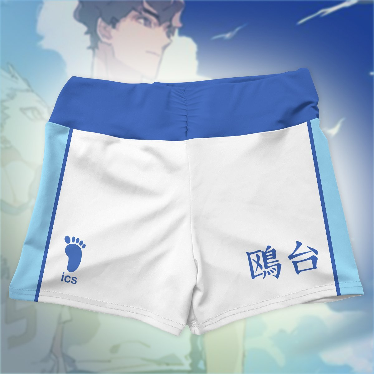 team kamomedai active wear set 157979 - Anime Swimsuits