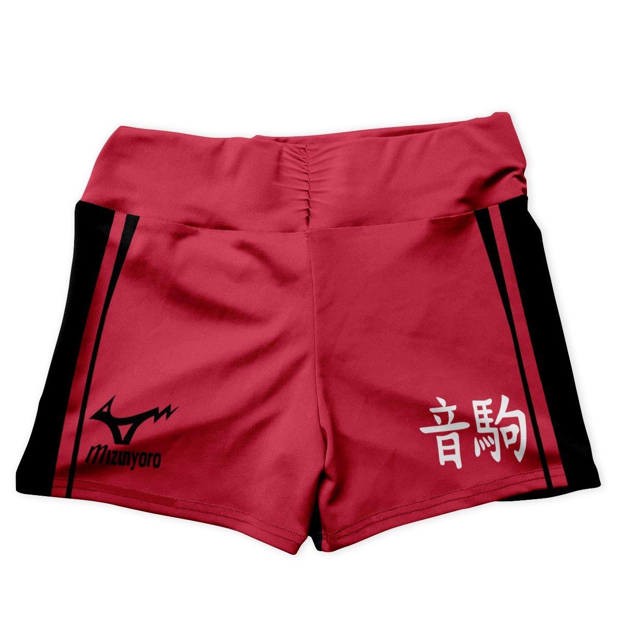 team nekoma active wear set 348667 - Anime Swimsuits