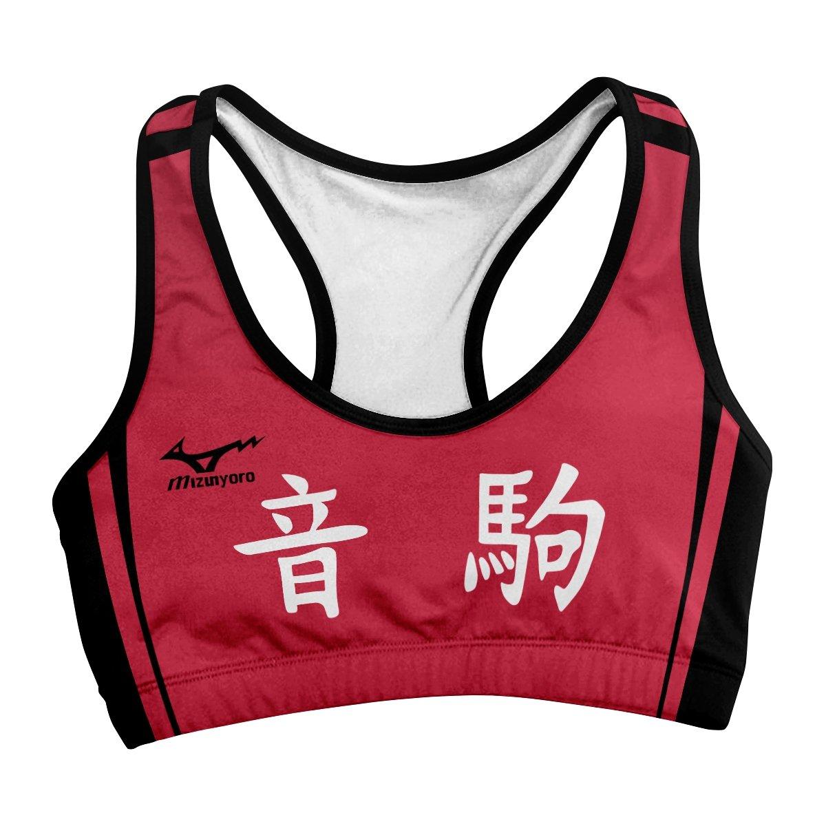 team nekoma active wear set 786263 - Anime Swimsuits