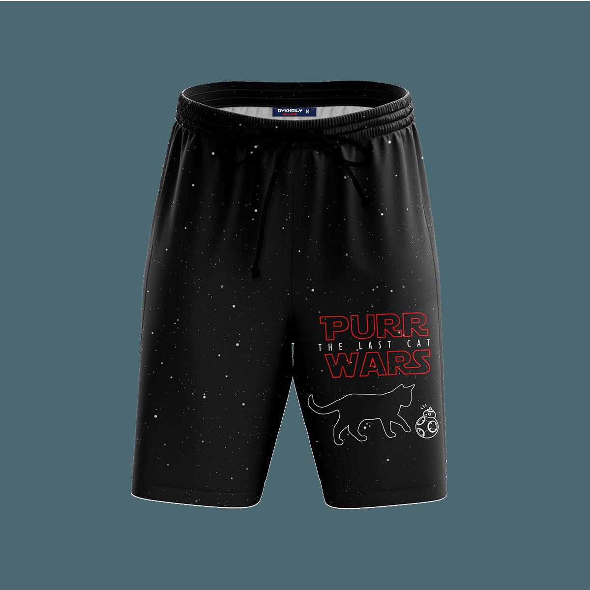 The Last Cat Beach Shorts FDM3107 S Official Anime Swimsuit Merch