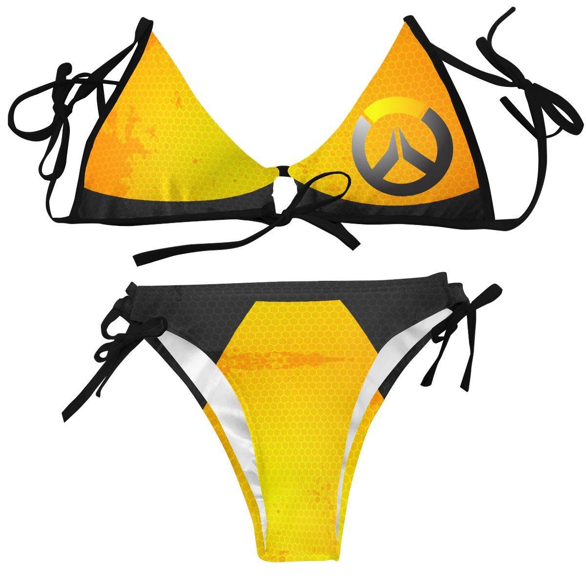 Tracer Summer Bikini Swimsuit FDM3107 XXS Official Anime Swimsuit Merch