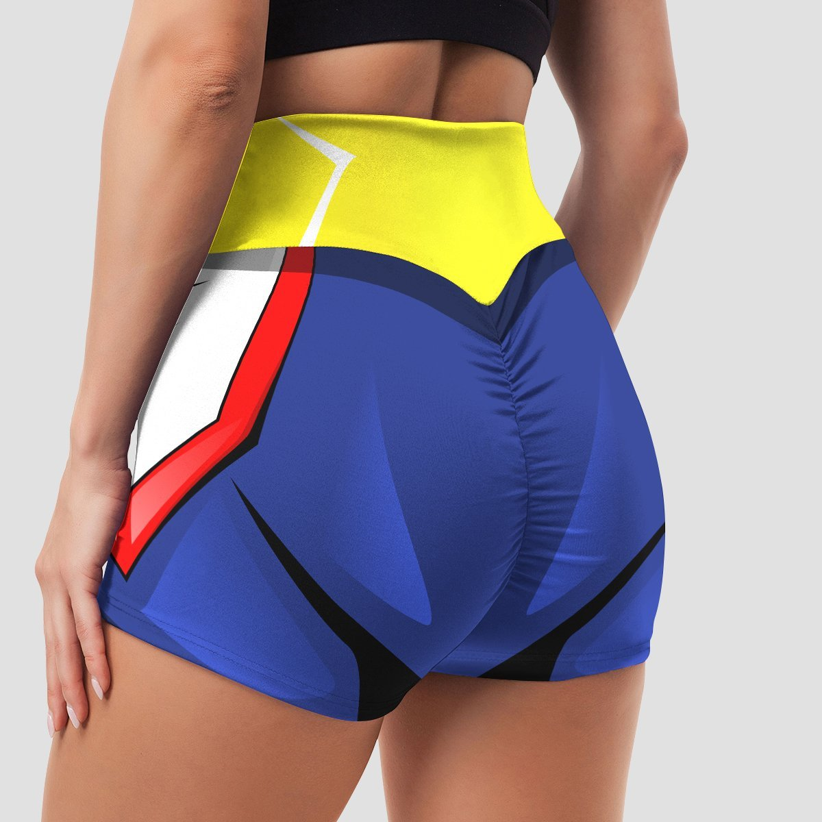 ua high all might active wear set 485128 - Anime Swimsuits