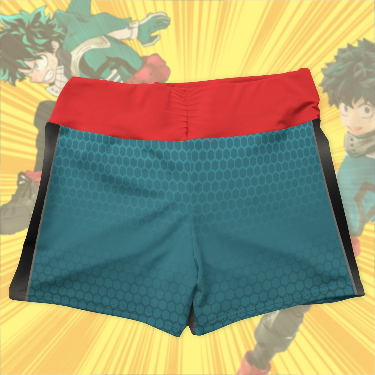 ua high izuku active wear set 774358 - Anime Swimsuits