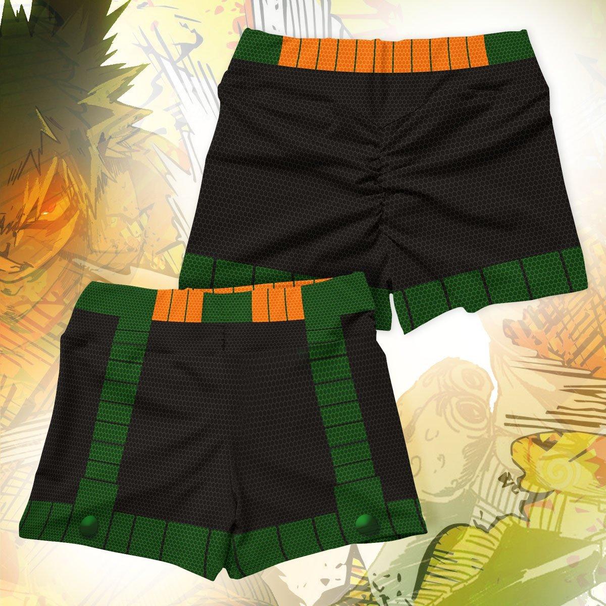 ua high katsuki active wear set 922068 - Anime Swimsuits