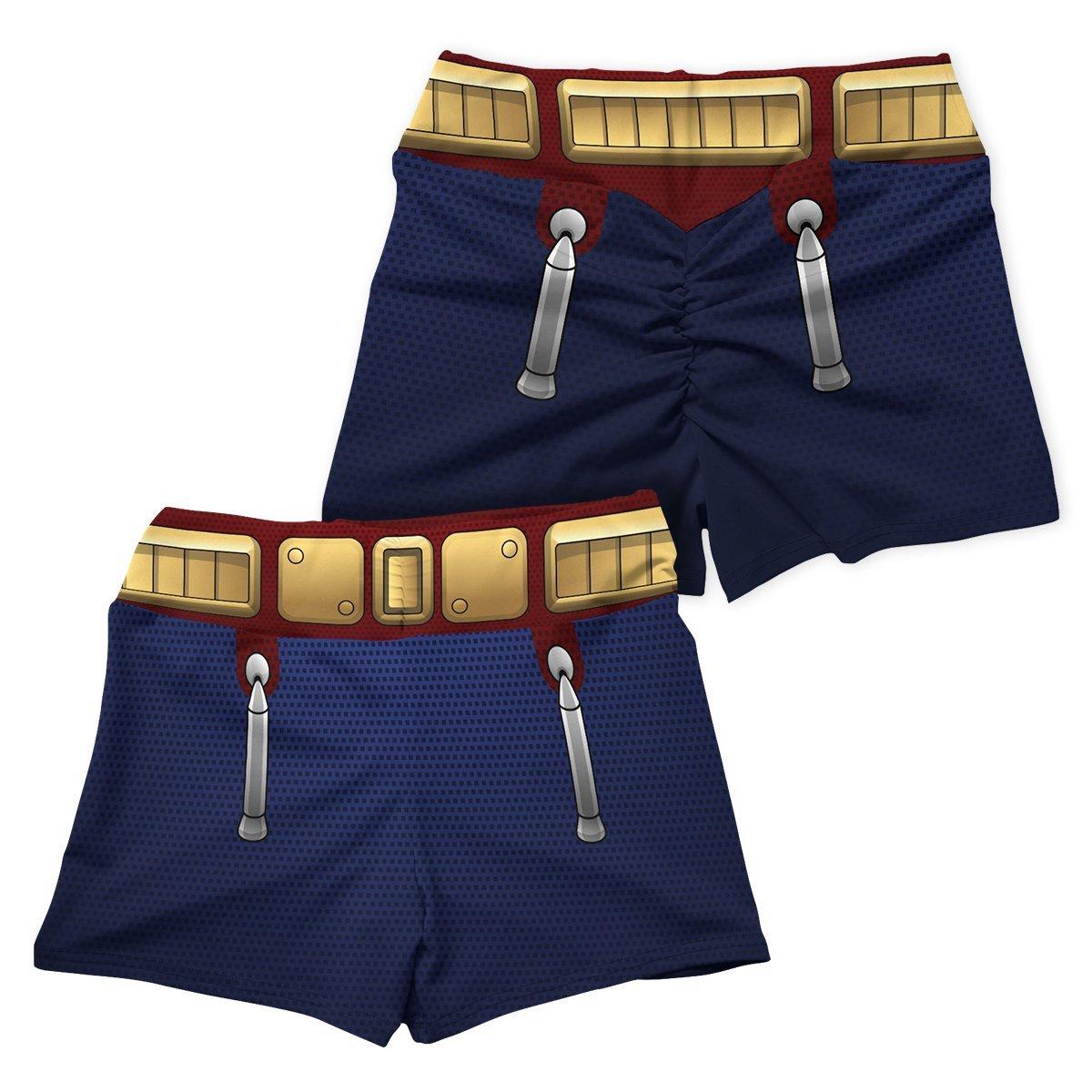 ua high shoto active wear set 498663 - Anime Swimsuits