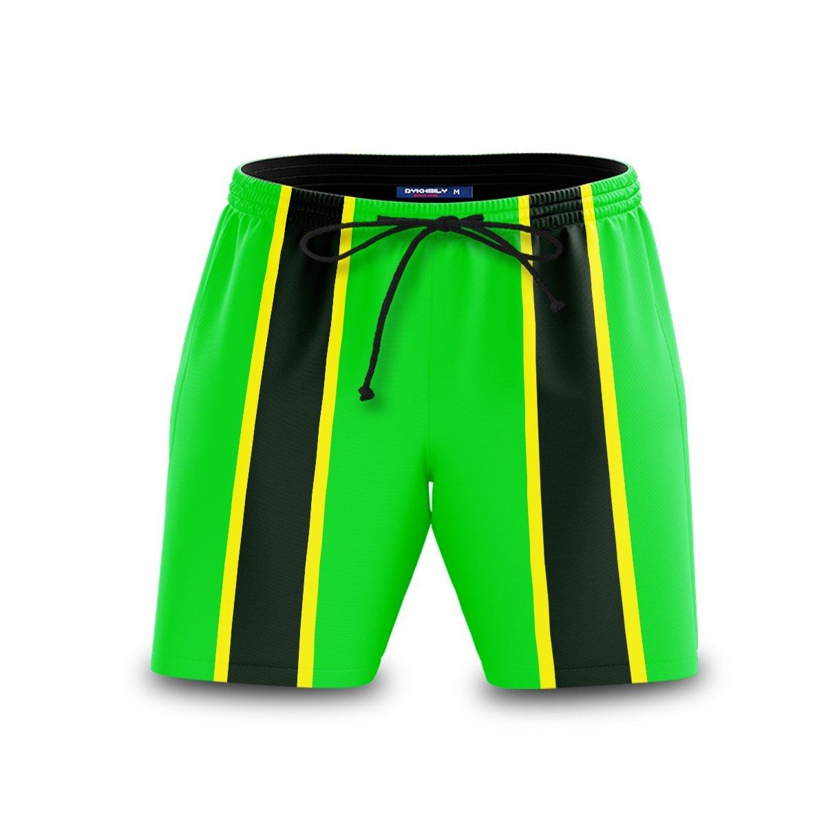 UA High Tsuyu Beach Shorts FDM3107 S Official Anime Swimsuit Merch