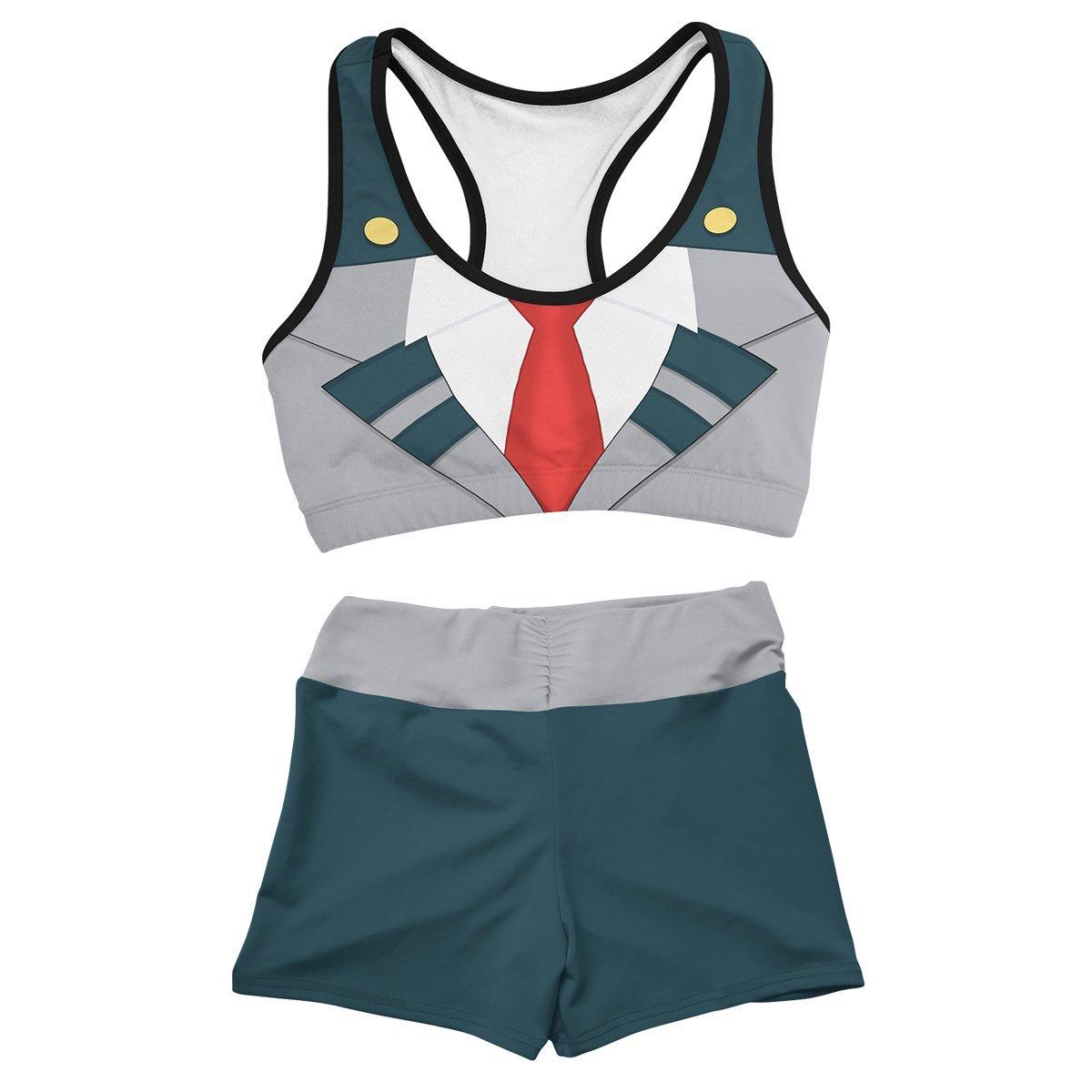 UA High Uniform Active Wear Set FDM3107 Entire Set Official Anime Swimsuit Merch