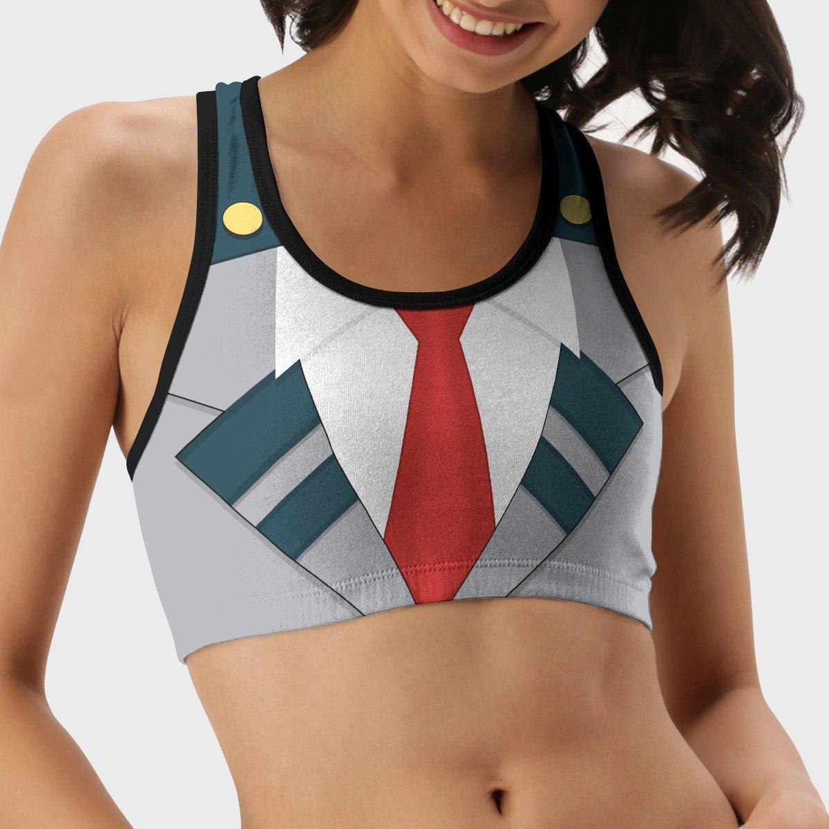ua high uniform active wear set 756360 - Anime Swimsuits