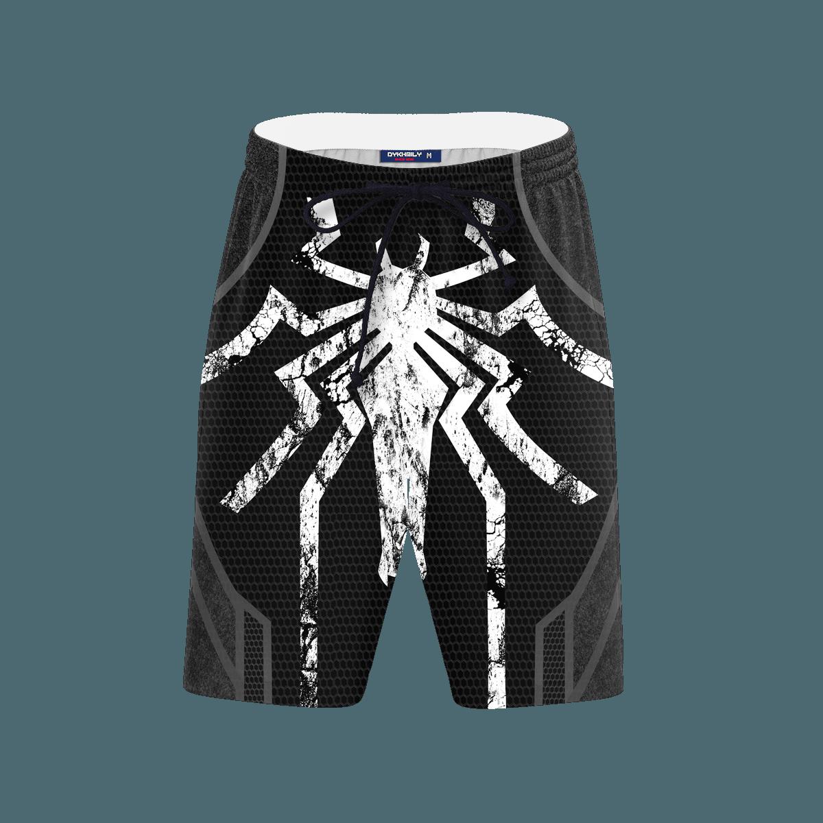 Venomous Beach Shorts FDM3107 S Official Anime Swimsuit Merch