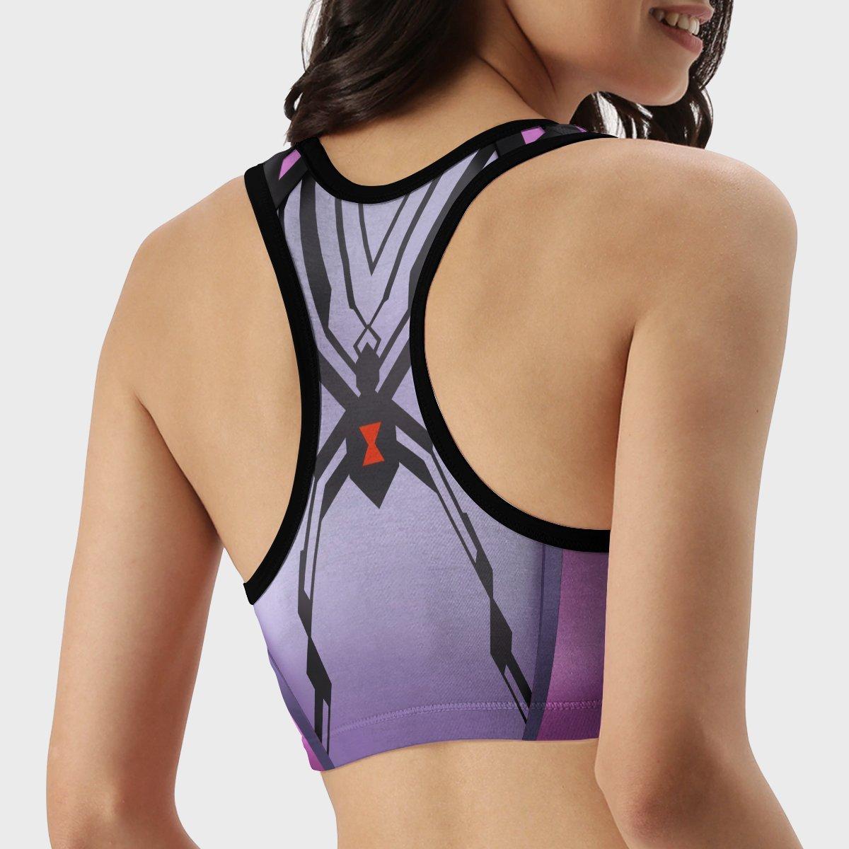 widowmaker summer active wear set 362118 - Anime Swimsuits