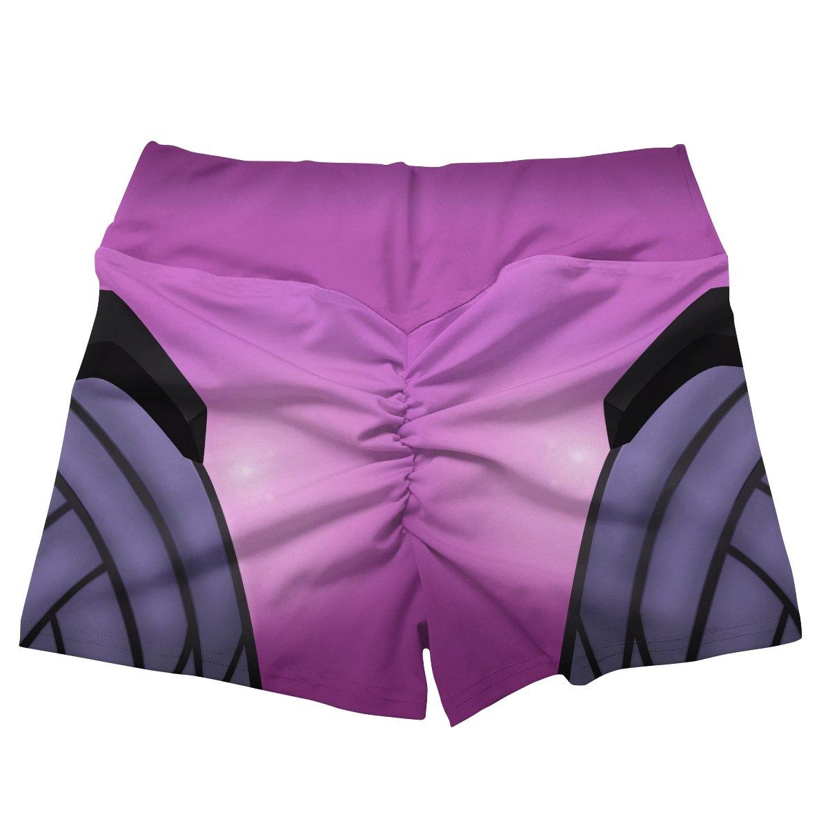 widowmaker summer active wear set 432626 - Anime Swimsuits