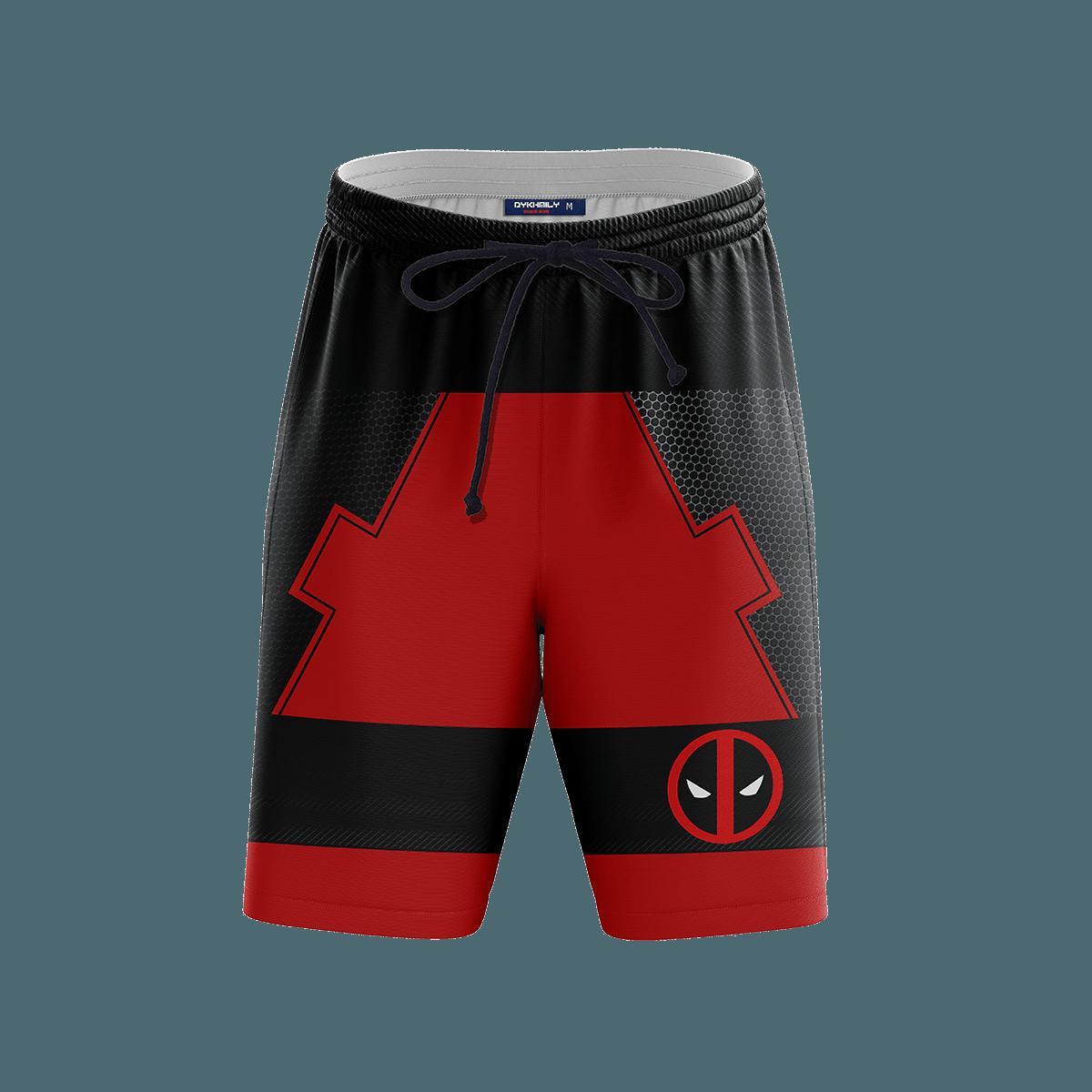 Wilson Beach Shorts FDM3107 S Official Anime Swimsuit Merch